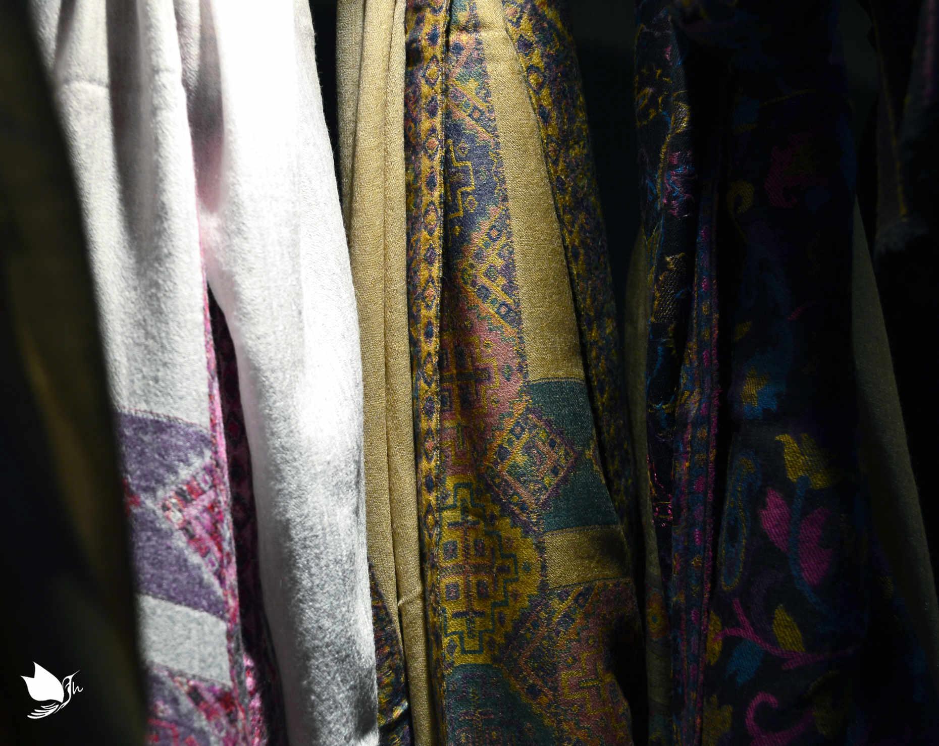 indian kullu palla shawls sharma handicrafts