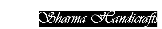 sharma handicrafts logo